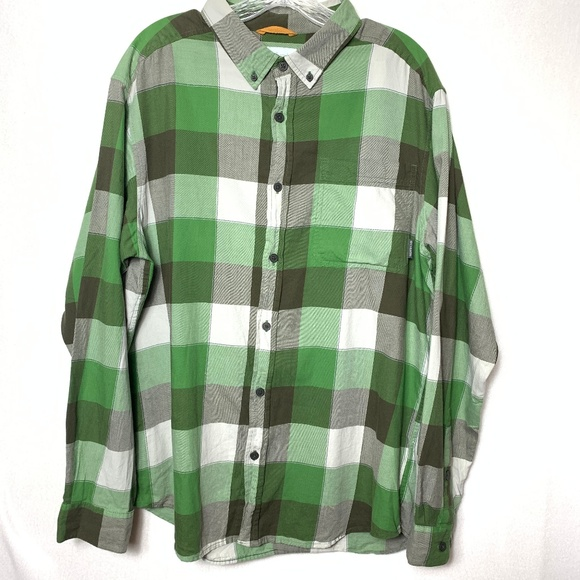 Columbia Other - Flannel Button-Up